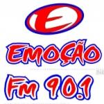 Logo da emissora Rádio Emoção dos Vales 90.1 FM