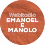 Logo da emissora Web Rádio Emanoel e Manolo