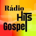 Logo da emissora Rádio Hits Gospel