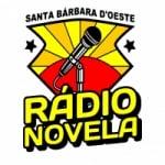 Logo da emissora Rádio Novela