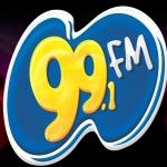Logo da emissora Rádio 99 FM
