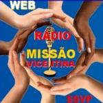 Logo da emissora Rádio Missão Vicentina