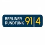 Logo da emissora Berliner Rundfunk 91.4 FM