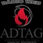 Logo da emissora Rádio Web Adtag Queda Do Descoberto