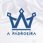 Logo da emissora Rádio A Padroeira