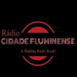 Logo da emissora Rádio Cidade Fluminense