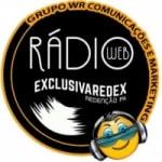 Logo da emissora Rádio Exclusiva Redex