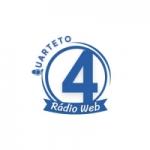 Logo da emissora Quarteto Rádio Web