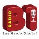 Logo da emissora Rádio B1