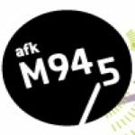 Logo da emissora M 94.5 FM