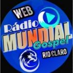 Logo da emissora Web Rádio Mundial Gospel Rio Claro