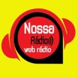 Logo da emissora Nossa Rádio
