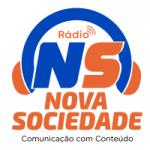 Logo da emissora Rádio Nova Sociedade