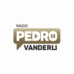 Logo da emissora Rádio Pedro Vanderli