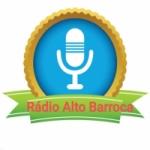 Logo da emissora Rádio Alto Barroca
