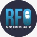 Logo da emissora Rádio Futebol Online