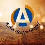 Logo da emissora Rádio Acesso Gospel