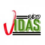 Logo da emissora Rádio Vidas