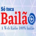 Logo da emissora Rádio Só Toca Bailão