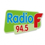 Logo da emissora F 94.5 FM
