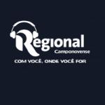 Logo da emissora Rádio Regional Camponovense Web