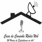Logo da emissora Casa Do Caminho Web Rádio