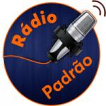 Logo da emissora Rádio Padrão