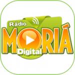 Logo da emissora Rádio Moriá Digital