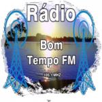 Logo da emissora Rádio Bom Tempo FM