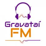 Logo da emissora Rádio Gravataí FM
