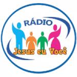 Logo da emissora Rádio Jesus Eu Você