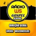 Logo da emissora Rádio WS Gospel Alagoas