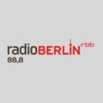 Logo da emissora RBB Radio Berlin 88.9 FM