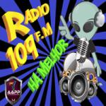 Logo da emissora Rádio 109 Web