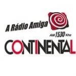 Logo da emissora Rádio Continental 1530 AM