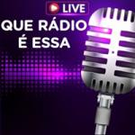 Logo da emissora Que Rádio é Essa