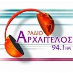 Logo da emissora Radio Arhagelos 94.1 FM