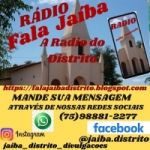 Logo da emissora Rádio Web Fala Jaíba