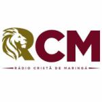 Logo da emissora Rádio Cristã de Maringá