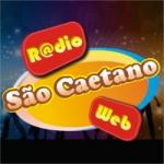 Logo da emissora Rádio São Caetano Web