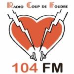 Logo da emissora Radio Coup De Foudre 104 FM