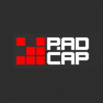 Logo da emissora Radcap - Trip-Hop