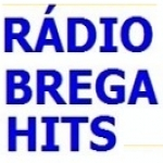 Logo da emissora Rádio Brega Hits