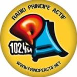 Logo da emissora Radio Principe Actif 102.4 FM