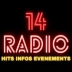 Logo da emissora 14 Radio