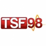 Logo da emissora Radio TSF 98