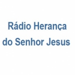 Logo da emissora Rádio Herança do Senhor Jesus