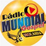 Logo da emissora Rádio Mundial Gospel Uberlândia