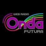 Logo da emissora Rádio Onda Futura 105.9 FM