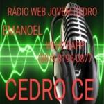Logo da emissora Rádio Web Jovem Cedro